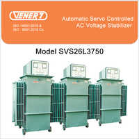 750kVA Automatic Servo Controlled Oil Cooled Voltage Stabilizer