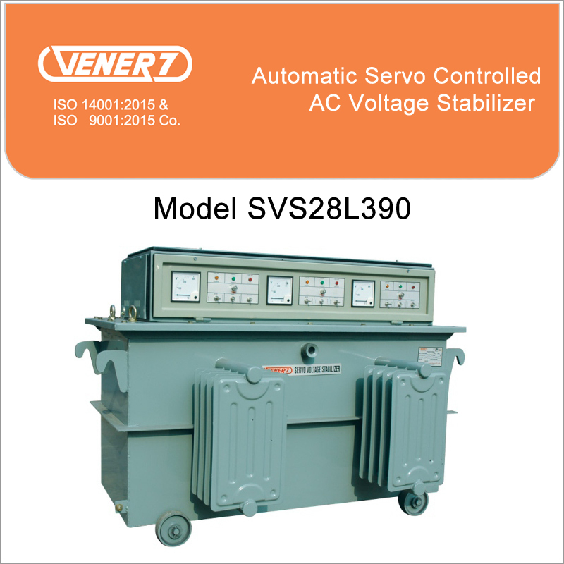 90kVA Oil Cooled Voltage Stabilizer