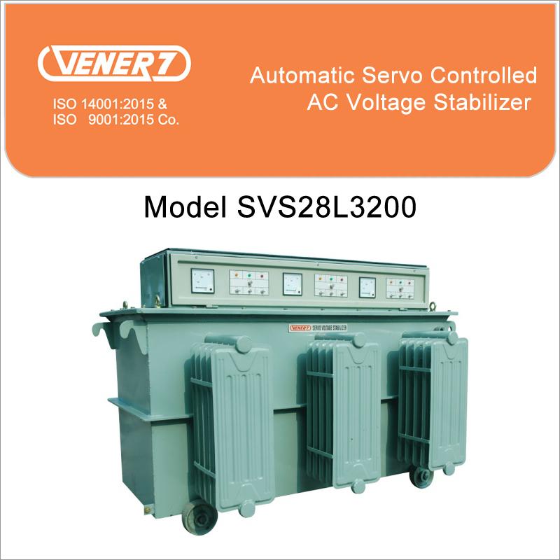 200kVA Oil Cooled Voltage Stabilizer