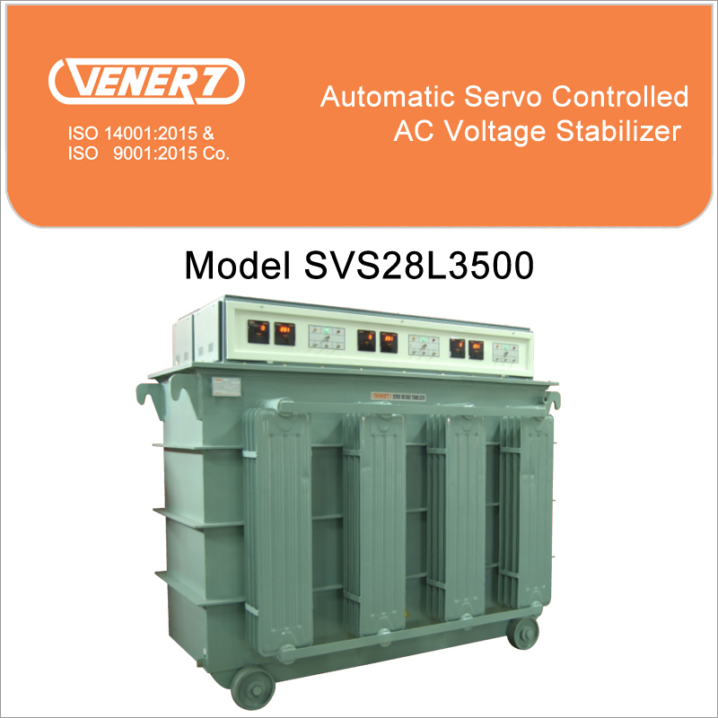 500kVA Oil Cooled Voltage Stabilizer