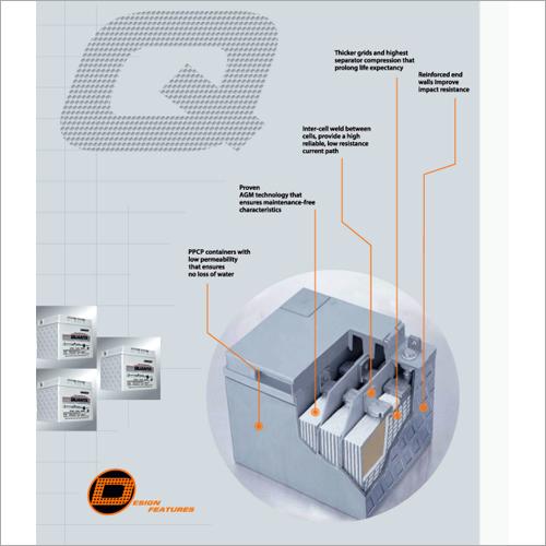 Online UPS Battery