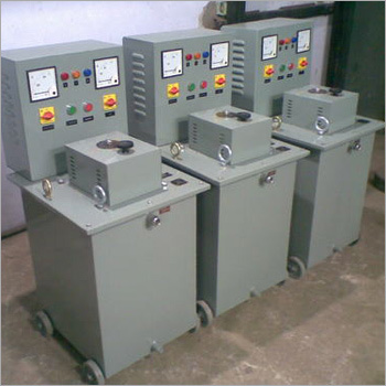 Three Phase Oil Cooled Motorized Dimmer with Panel