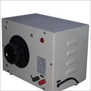 Single Phase Closed Hand Operated Dimmer