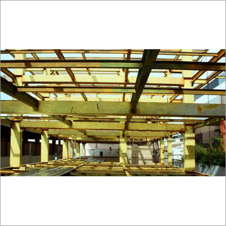 Decking Slab Structure