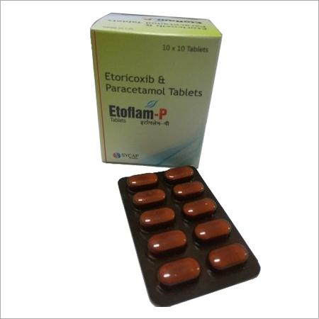 Etoricoxib & Paracetamol Tablet