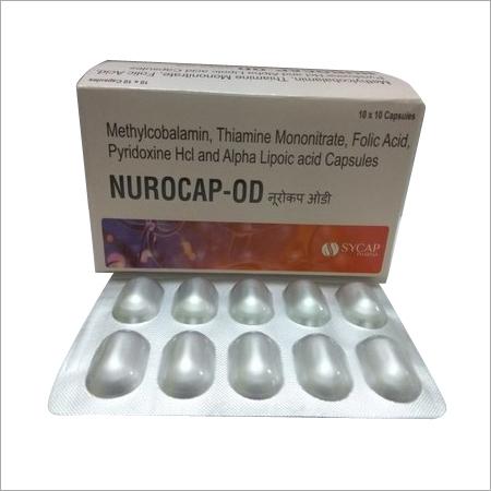 Methylcobalamin and Pregabalin Products