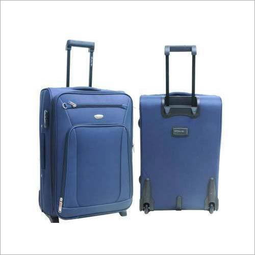 Blue Trolley Bags
