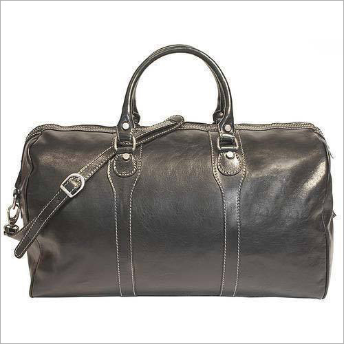 Traveling Leather Bag