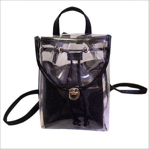 PVC School Bag