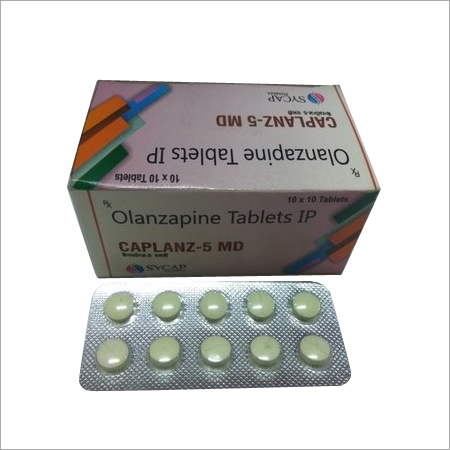 Olanzapine Tablet