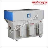 3 Phase Variac Type Servo Stabilizer - Oil Cooled