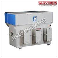 3 Phase Variac Type Servo Stabilizer - Oil Cooled<