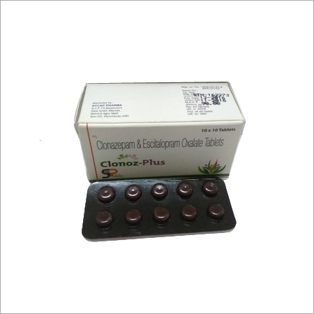 Clonazepam Oralate tablet