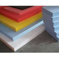 Plain PU Foam Sheet
