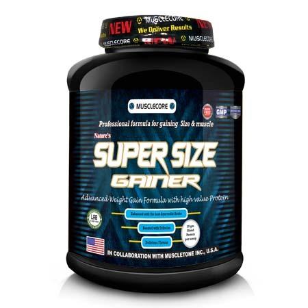 SUPER SIZE GAINER