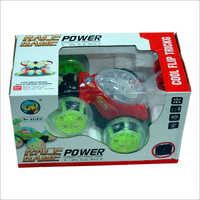 Kids Plastic LED Light Car