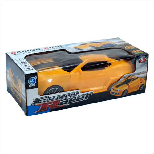 Kids Plastic Racer Car