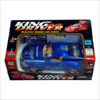 Kids Plastic Remote Control Racing Car