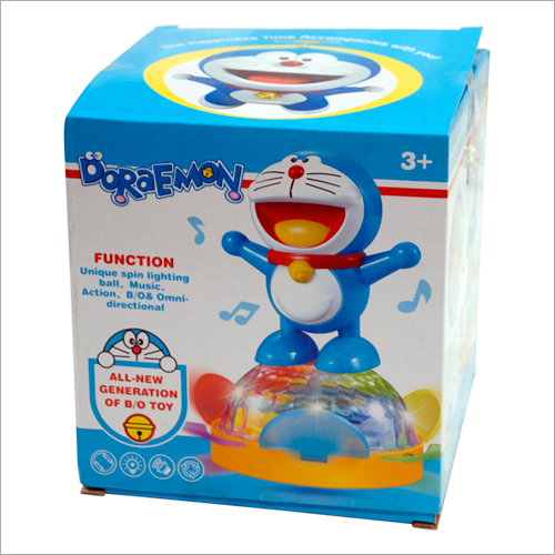 Kids Plastic Doraemon Toy