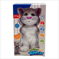 Kids Plastic Tom Cat