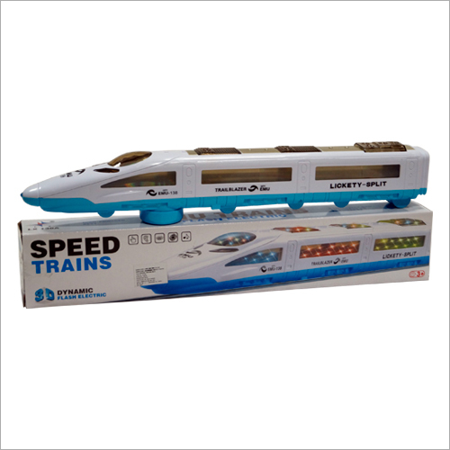 Kids Plastic Bullet Train