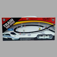 Kids Plastic High Speed Train