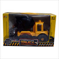 Kids Plastic Construction Truck