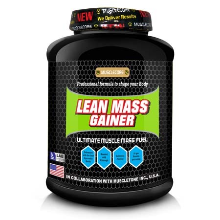 LEAN MASS GAINER 3kg