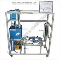 Orifice , Venturi With Rotameter & Volumetric Flow Measurement