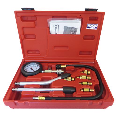 FIT Gasoline Engine Cylinder Test 9 pcs Kit