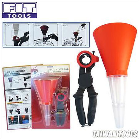 FIT Adjustable Universal Oil Funnel