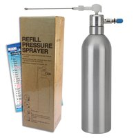 FIT TOOLS Aluminum Air Refill Pressure Sprayer Can