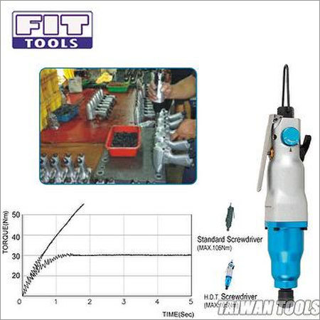 1-4 Two Way Pneumatic Adjustable Torque Hydraulic Dual Torque Screwdriver