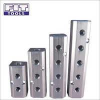 1-2  Large Multi Way Pass Air Hose Manifold Splitter Inline Block