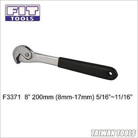 FIT TOOL Alloy Steel Quality 8 Quick Wrench 8~19mm ( 5-16~3-4 )