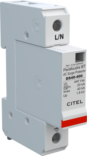 AC surge protector DS40