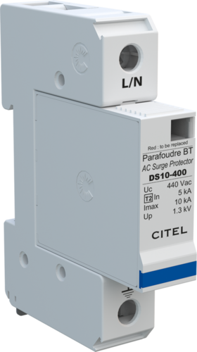Type 2 (or 3) AC surge protector
