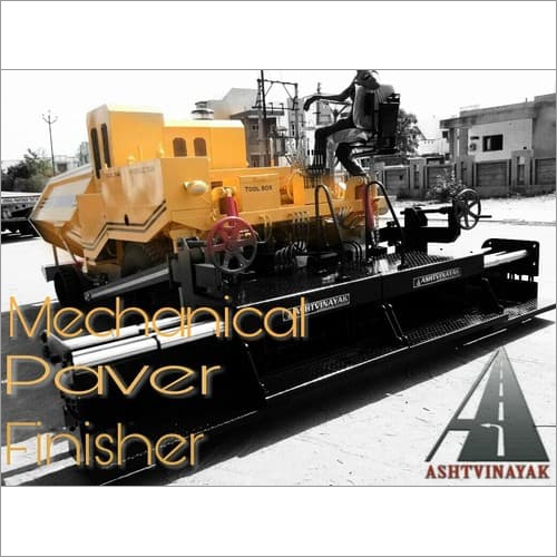 Mechanical Paver Mehsana
