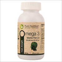 Omega 3 (Triple Strength) Fortify Your Heart With This Concentrated Dose Of Omega3s