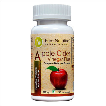 Apple Cider Vinegar Plus - Includes Prebiotic Apple Pectin