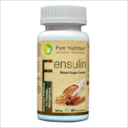 Fensulin (Optimised Nutrients for Diabetic Management)