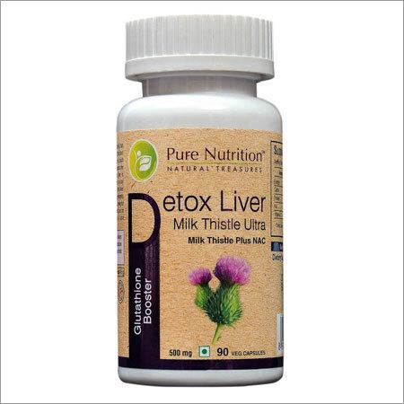Detox Liver Milk Thistle Ultra (Glutathione Booster)