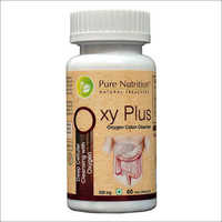 Oxy Plus (Deep Cellular Cleansing with Oxygen)