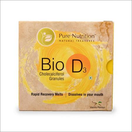 Bio D3 (Cholecalciferol Granules)
