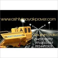 ASHTVINAYAK Asphalt Paver Machines