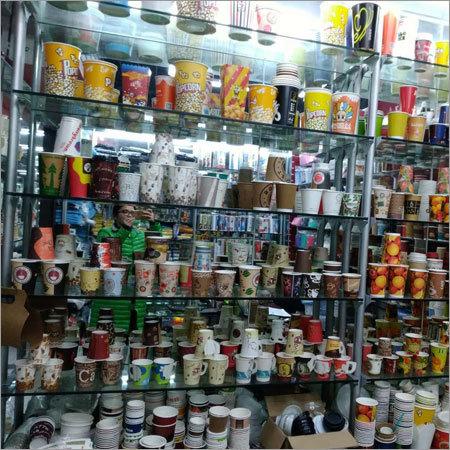 Designer Disposable Cups
