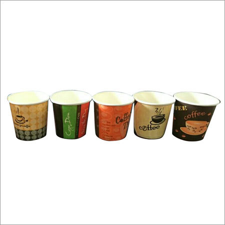 Coffee Paper Cups Set