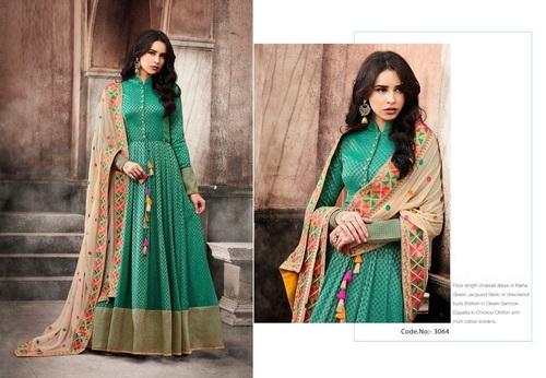 Long Gown Style Suit Shop Online