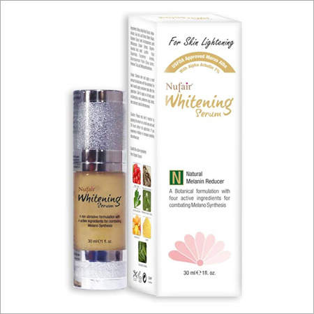 Nufair Whitening Serum