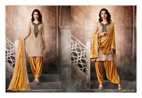 Designer Work Patiyala Suit Shop Online